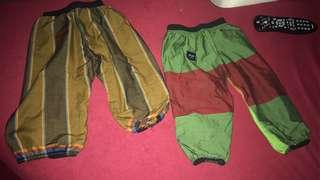 Unisex pelikat pants