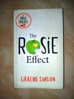 The Rosie Effect by Graemie Simsion