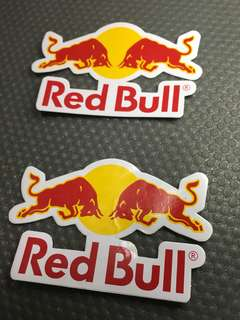 Redbull Racing Stickers
