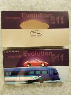 機場快線 Porsche Evolution 911 紀念特別版