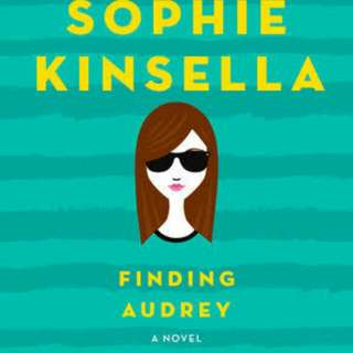 FREE SHIPPING Finding Audrey by Sophie Kinsella