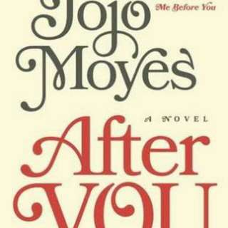 FREE SHIPPING After You by Jojo Moyes