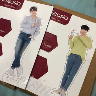 [WTS] WANNA ONE PLEASIA TOOTHPASTE STANDEE