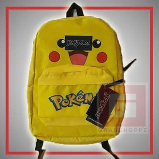 AUTHENTIC 💯 JANSPORT LARGE CHARACTER BAGS FOR KIDS !