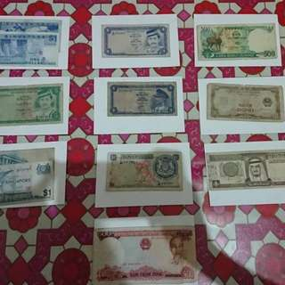 old money for collection