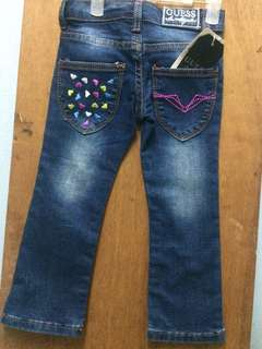 LELONG GUESS GIRL JEANS
