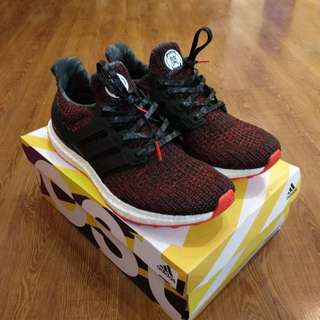 Adidas Ultraboost 4.0 CNY (Chinese New Year) UA Original BASF Boost