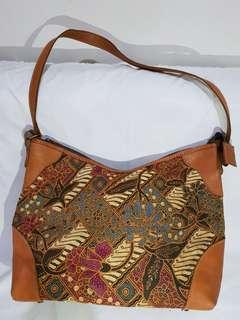 Tas batik, handmade