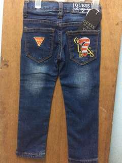 LELONG ! Guess Girl Jeans