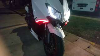Tmax front led red signal year 13 - 16