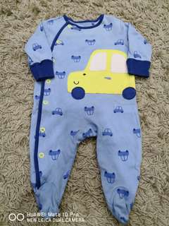 Next Sleepsuit