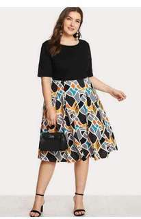 Plus size dress :)
