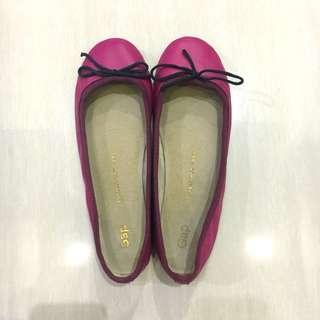 GAP pink flatshoes