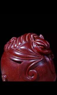 印度小葉紫檀蝠壽雙全