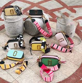 Marc Jacobs Snapshot Sling