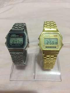 Retro Casio watch for sale