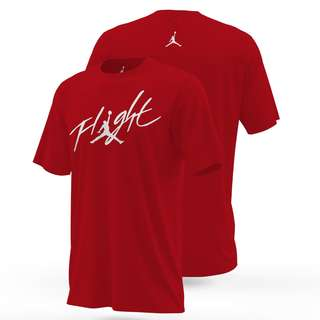 Michael Jordan Flight Concept T-shirt Red