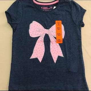 [readystock] Primark girls tshirt (size 4-5y)