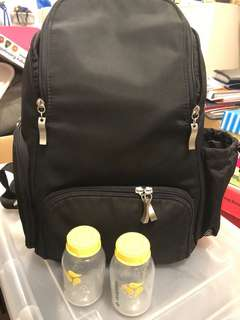 Medela pump in style advanced backpack with pump