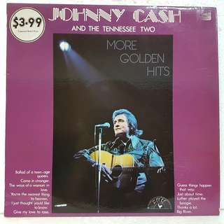 Johnny Cash & The Tennessee Two  Vinyl Record