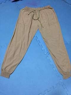 drape soft cloth pants