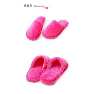 Sandal bulu indor flip lop