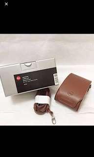 BNIB 18751 Leica Leather Case V-Lux 30