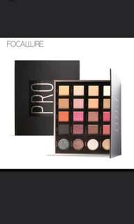 focallure 20 colours palette
