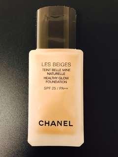 (2 pcs) Chanel Les Beige Health Glow Foundation