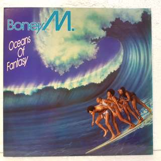 Boney M. - Oceans Of Fantasy Vinyl Record