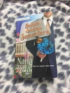 Novel Bukan Suami Sementara