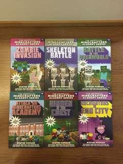 Minecraft Book by Winter Morgan
