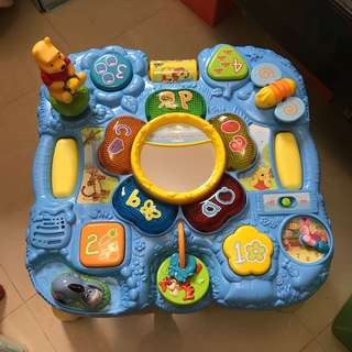 Vtech Winnie the Pooh Learning Table