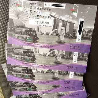Singapore river cruise clarke quay ticket cheap fast