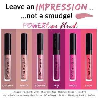 Power liquid lipstick