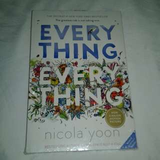 Everything Everything - Nicola Yoon
