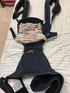 🚚 aiebao嬰兒坐墊揹帶