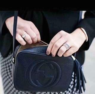 Gucci Soho Tassel Bag