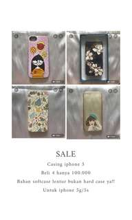 Casing iphone 5g/5s