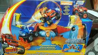 Blaze and the Monster Machines™ Flaming Volcano Jump Playset