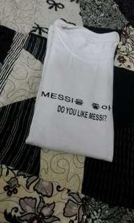"K drama ""Do You Like Messi?"" ( Weightlifting Fairy) Shirt"