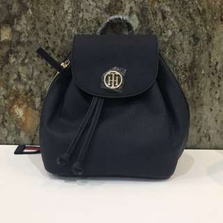 TOMMY HILFIGER MINI BACKPACK (NAVY BLUE)