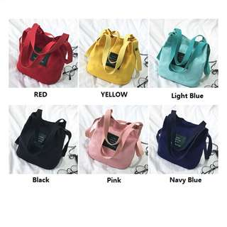 [READY STOCK] 2018 New Style Fashion Casual Two Way Mini Shoulder Cross body Bag