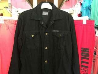 Denim jacket (BLACK)