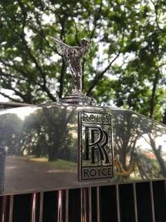 Rolls-Royce Wraith 6.6 Auto