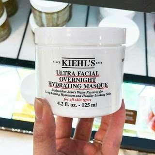 [現貨]Kiehl's Ultra Facial Overnight Hydrating Masque 125ml