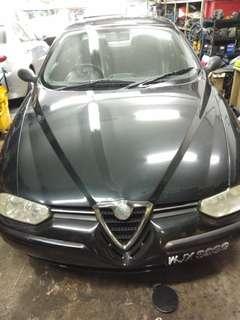 ALFA ROMEO 156 2.5 V6 TIP TOP!!!