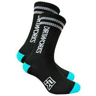Dirtworks Race and Team Trail Socks