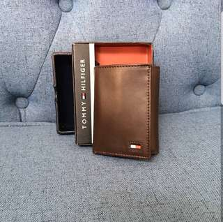Original tommy hilfiger men's wallet