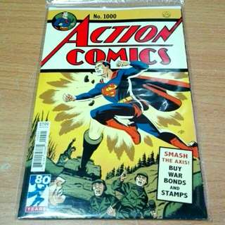 ACTION COMICS #1000 (1940s Cover Variant)